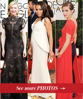 Best Dressed at the Golden Globes: Eric Wilson Shares His Top 10 -- What's Yours?