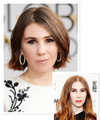 Golden Globes 2014: Zosia Mamet Debuts Her New Bob On the Red Carpet!