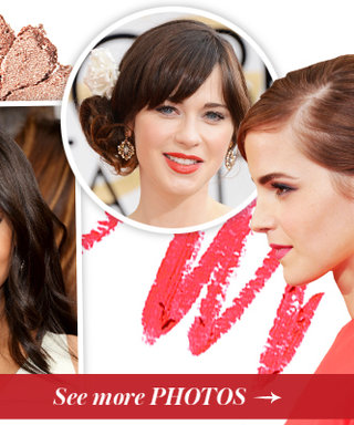 Golden Globes 2014: See the Top Beauty Trends of the Night