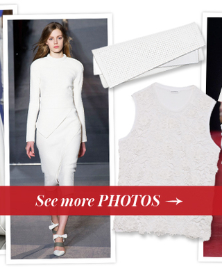 Mastering Winter White: The 13 Pieces You Need To Pull Off a Snow-Hued Ensemble