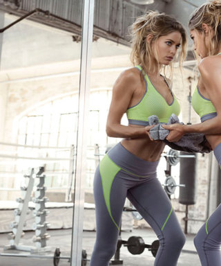 Exclusive! How Does Victoria's Secret Angel Doutzen Kroes Stay in Shape? She Shares Her Workouts Essentials