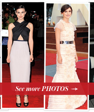 Keira Knightley's 10 Best Red-Carpet Looks Ever