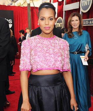 Kerry Washington Steals the Show at the SAG Awards in an Unexpected Two-Piece