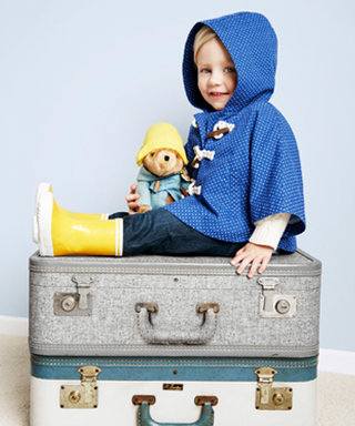 The Bear-y Adorable Paddington x babyGAP Collection Has Arrived!