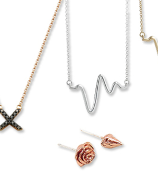For the Anti-Traditional: 12 Pieces of Non-Corny Valentine's Day Jewelry