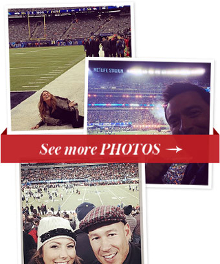 From Super Bowl Fun to Weekend Excursions, See the 11 Best Celebrity Instagrams