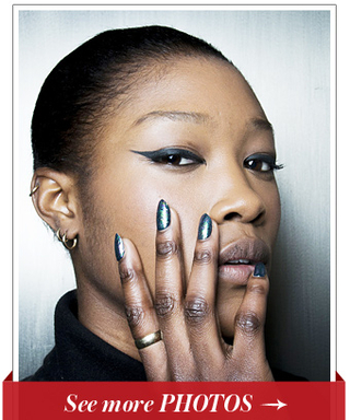 The Best Nails of Fashion Week 2014