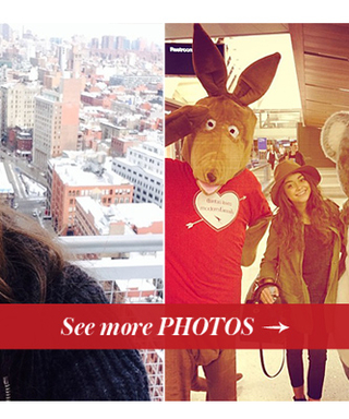 9 of Our Favorite Instagrams from President's Day Weekend