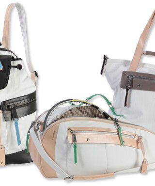 Ace Your Courtside Style with Joy Gryson and Dunlop's Tennis Bag Collaboration