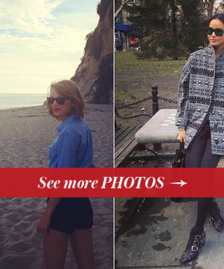 From Taylor Swift to Jamie Chung, See 10 of Our Favorite Instagrams from the Weekend