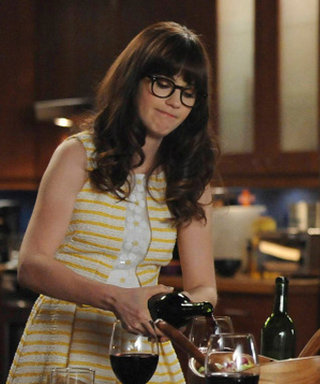 Shop the Show via Possessionista: Zooey Deschanel's Canary Yellow Dress on New Girl