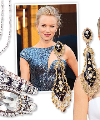 You Think You Know Your Oscars Jewelry? Match the Celebrity With Her Gem