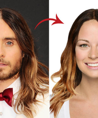 What Would You Look Like With Jared Leto's Ombre Hair? It's Time to Find Out!