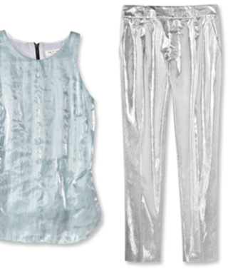 Get Your Glow On With This Dreamily Iridescent Trend