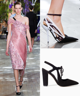 From The Catwalk to the Sidewalk: Runway-Inspired Shoes Under $150