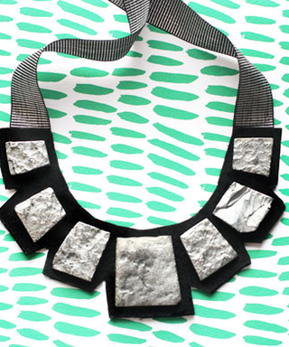 Try It This Week: A Statement Necklace You Can DIY in 5 Easy Steps