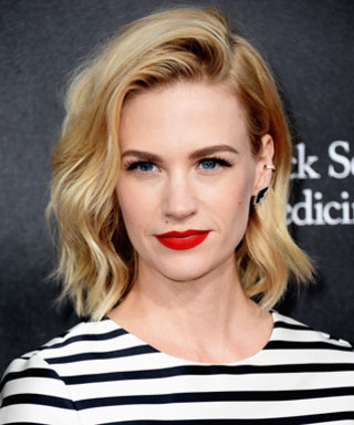 Make Up Tell All: What's Behind January Jones Chic Gamine Look