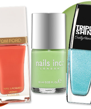 Give Your Manicure a Reboot With Our 14 Favorite Spring Nail Polishes
