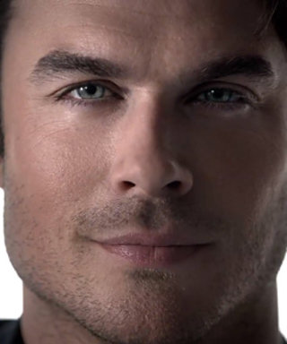 Swoon! Ian Somerhalder's Azzaro Campaign Will Give Your Wednesday a Dose of Sex Appeal