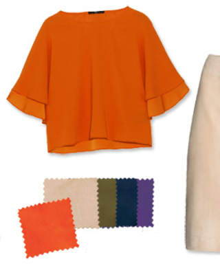 Orange You Glad? 4 Shades to Wear With the Punchy Color of Mandarin