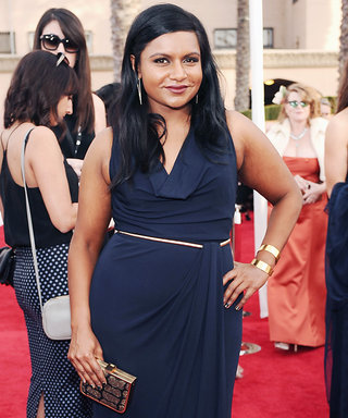 Dreams Do Come True! Here's How You Can Get a Manicure With Mindy Kaling