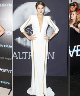 Heroine Chic: Shailene Woodley's Best Looks From the Divergent Press Tour