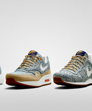 Who Says a Woman Needs Heels? Nike's Floral-Print Collection with Liberty London Is as Girly as It Gets