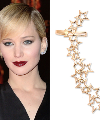 Celebrity-Inspired Accessories Trend to Try Now: Ear Cuffs
