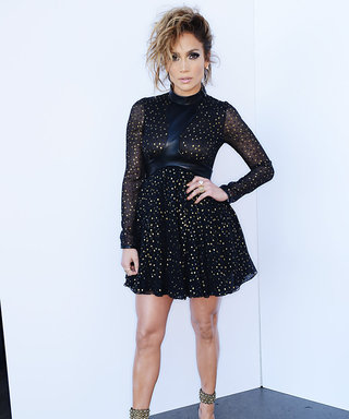 Jennifer Lopez's Latest Look Took Us Back to the 1980s