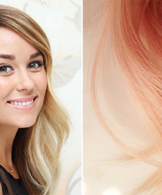 Pretty in Pink: Lauren Conrad Returns to Rose-Colored Hair