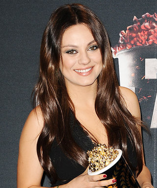Mila Kunis Channels Jackie Burkhart With '70s-Inspired Waves