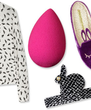 Hop to It: 14 Bunny-Inspired Fashion & Beauty Picks