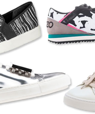 Hot Sneakers: 21 Cool Kicks from Nike, Marc Jacobs, Kenzo and More