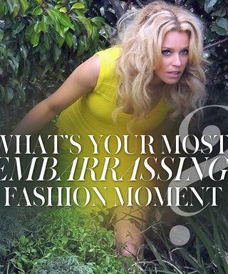 What's Your Most Embarrassing Fashion Moment?