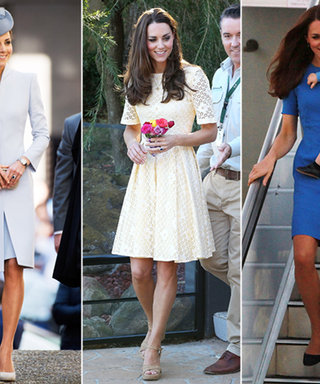 Kate Wins Easter Sunday's Best Dressed in Not One, But Three Different Looks