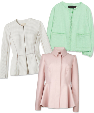 Bride's Best: Spring Coats to Warm Your Walk Down the Aisle