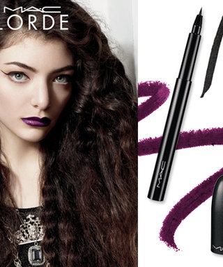 Get Lorde's Signature Look With Her Upcoming MAC Collection