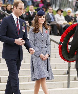 Kate Middleton Wears Michael Kors for Her Final Goodbye to Australia