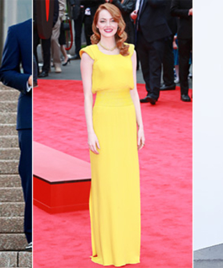 Look We're Loving: Stars in Yellow Dresses