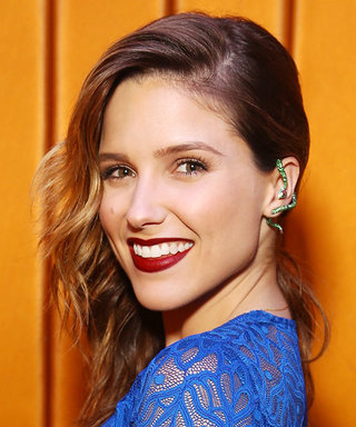 Making Hisss-tory: Sophia Bush's Serpentine Ear Cuff