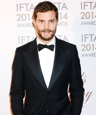 Hottie Alert! Happy 32nd Birthday, Jamie Dornan