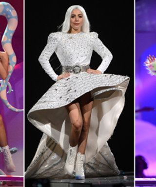 Lady Gaga Kicks Off Her Tour in Tentacles and Rainbow Dreadlocks