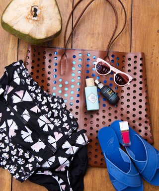 Travel Like an Editor: What InStyle's Ali Pew Packed for Her Visit to Tulum, Mexico