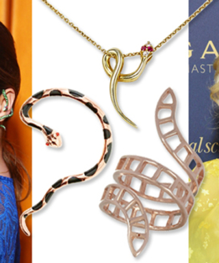 Shop This Celebrity Obsession: Sss-tylish Snake Jewelry