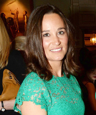 Signature Tresses, Be Gone! Pippa Middleton Tries This Hot New Hair Trend