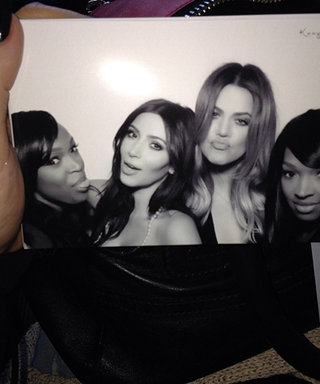 Kim Kardashian Shares Photos of Her Parisian-Themed Bridal Shower on Instagram