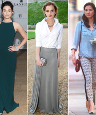 Pick Your Favorite Celebrity Look of This Week with Our A-List Tool