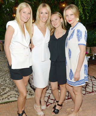 Party Perfect: Gwyneth, Cameron and Pals Celebrate   The Body Doesn't Lie