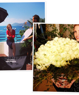From Cannes and Beyond, See Our 12 Favorite Instagrams from the Weekend