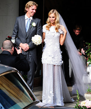The Bride Wore Chanel Couture: See Poppy Delevingne's Wedding Dress